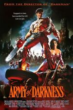 ARMY OF DARKNESS MOVIE POSTER, size 24x36