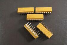 560 Ohm 2/% 6 Pin SIP 3 aislados Resistor arreglo Bourns 4600x 0.75W