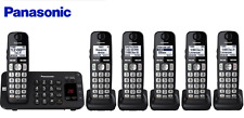 Panasonic Kx-Tg3646B Cordless Telephone with Digital Answering