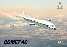 Mach 2 Models 1/72 DE HAVILLAND COMET 4C Royal Air Force Air Support Command