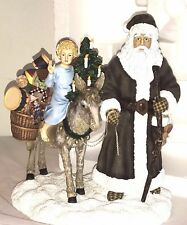 Pipka 2000 St. Nicholas and the Christkind #13937 Memories of Christmas  Signed