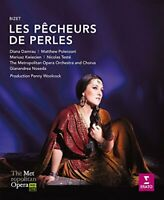 Bizet: Les Pêcheurs de perles [Blu-ray] [2017] [DVD][Region 2]