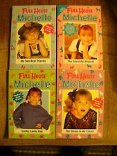 22 Full House TV Series Michelle & Stephanie  Chapter Book Lot
