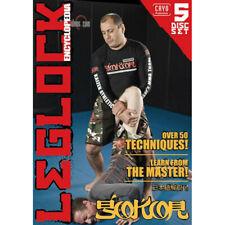 Gokor Chivichyan Leglock Encyclopedia 5 DVD Set (MMA BJJ JUDO)