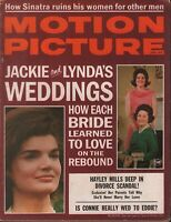 Motion Picture January 1968 Jackie Kennedy Onassis Hayley Mills 062519AME
