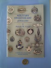 Military Sweetheart Jewellery Guide for Collectors Booklet by Pamela  Count