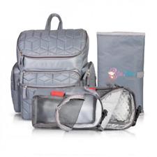 Changing Bag Backpack Fashion Design Large Capacity Waterproof Nappy Mat