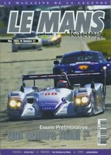 LE MANS RACING n°21 05/2004 12h SEBRING Essais préliminaires 24h du MANS LMES