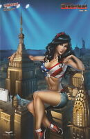 Grimm Fairy Tales Presents Wonderland #28 NYCC Exclusive LTD 500