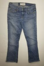Textile Elizabeth and James Tlyler Cropped Jeans Sz 25x25 Womens