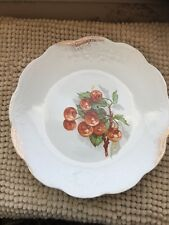 The Colonial Cherry Plate 10.5 Inches