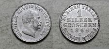 Preussen 1 Silbergroschen 1869 C