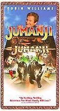 2 VHS tapes for price of 1, Jumanji (VHS, 1996)  The princess bride VHS