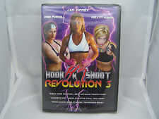 MMA *Hook n Shoot Revolution Vol. 3 (DVD 2007) New Women's Tournament Fightworld