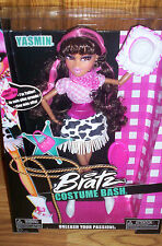 Bratz COSTUME BASH YASMIN Cowgirl Rodeo Doll cowboy hat boots western country