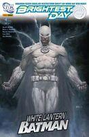 BRIGHTEST DAY #4  (deutsch) BATMAN-HAWKMAN-DEADMAN Panini DC DEUTSCHLAND