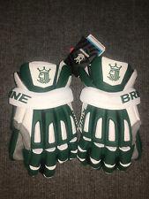 Brine King Elite Lacrosse Goalie Gloves XL Never Used