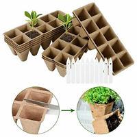 10erx Aufzuchttöpfe Saattöpfe Pflanzentöpfe Anzucht Töpfe biologisch abbaubare