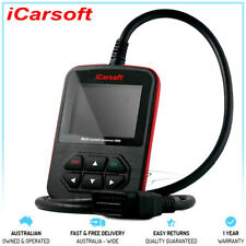 MERCEDES BENZ iCarsoft I980 OBD Obd2 Car Diagnostic Scanner Tool Fault Code