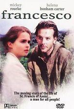 Francesco by Mario Adorf, Peter Berling, Paolo Bonacelli, Helena Bonham Carter,