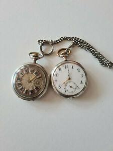 Taschenuhren Konvolut sammlung  Taschenuhren lot pocket watch