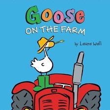 Goose on the Farm  (NoDust) by Laura Wall