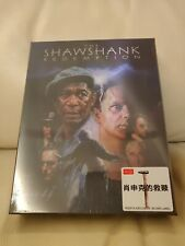 Shawshank Redemption HDZeta Blu-ray Steelbook,  Sealed/Mint