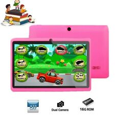 7 16GB Kids Tablet PC Android Wifi Quad-core HD Dual...