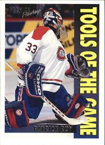 1994-95 Topps/OPC Premier Canadiens Hockey Card #310 Patrick Roy TOTG