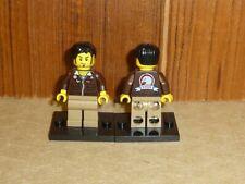 LEGO mini figure - PHA 012 - Jake Raines 2011