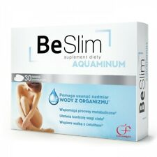 Be Slim AQUAMINUM 30 tabs - removes excess water, weight Loss, slimming