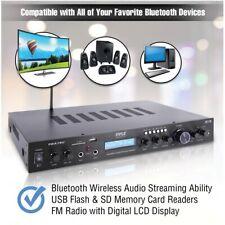 Pyle Pda7Bu Audio Receiver Blk