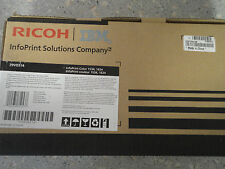 TONER D'ORIGINE RICOH IBM 39V0314 NOIR POUR INFOPRINT COLOR 1534, 1634