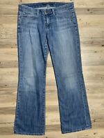 Joe's Jean Provocateur Medium Wash Straight Leg Jeans Women's Size 30 X 30 GREAT