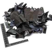 FLASH SALE! Black Lizard Scrap Leather 1lb, Cheap, Good Quality, USA, FLASH SALE
