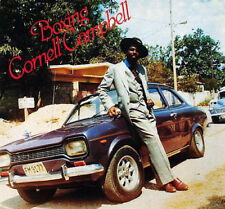Cornell Campbell - Boxing NEW CD £9.99 ROOTS DUB