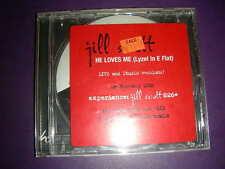 "RARE PROMO Maxi  CD   Jill Scott - ""He Loves Me"" - 8 Remixes  2001  EPIC"