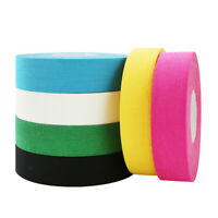 Roll Adhesive Ice Hockey Tape Baumwolltuch Stick Griff Grip Wrap