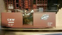 Front Range HO Chicago North Western 40' Boxcar Kit, NIB