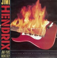 Jimi Hendrix Jim plays Monterey (bande originale, 1986) [CD]