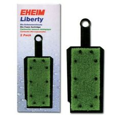 Eheim LIberty filter 75 / 130 / 200 cartridge Bioblock Carbon aquarium(2 pieces)