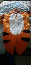 Tiger one piece Cosplay Pajamas (XL)