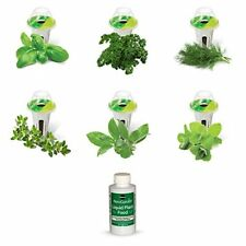 Hydroponic 6 Pod Gourmet Herb Seed Pods Kit Home Garden Miracle AeroGarden Grow
