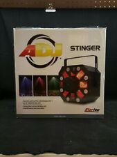 American Dj Stinger Moonflower Strobe & Laser Effect Lighting Fixture