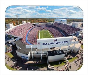 Ralph Wilson Stadium Buffalo Bills Mouse Pad Item#1160