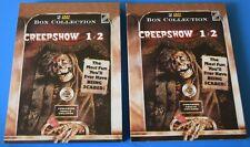 CREEPSHOW 1 e 2 - DVD BOX COLLECTION - DIGIPACK - ROMERO