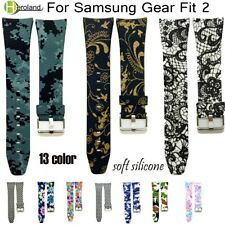 Correas de silicona para relojes Samsung Gear Fit 2 .SM-R360,