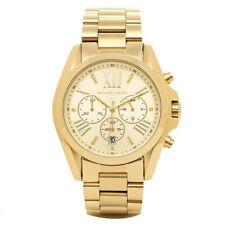 Michael Kors Women's Bradshaw Chronograph Champagne Dial Watch # MK-5605