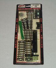 Vintage Atlas HO SCALE Switch Left Remote #50-NIP Brass Snap Switch