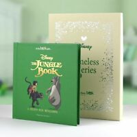 Personalised Children Book Timeless Disney Jungle Book Story Hardback Gift Boxed